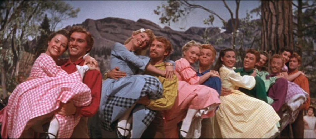 Each other seven brides for experience were