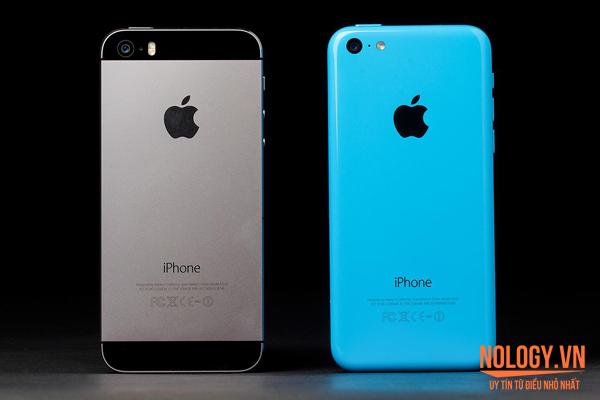 mua iPhone 5c lock