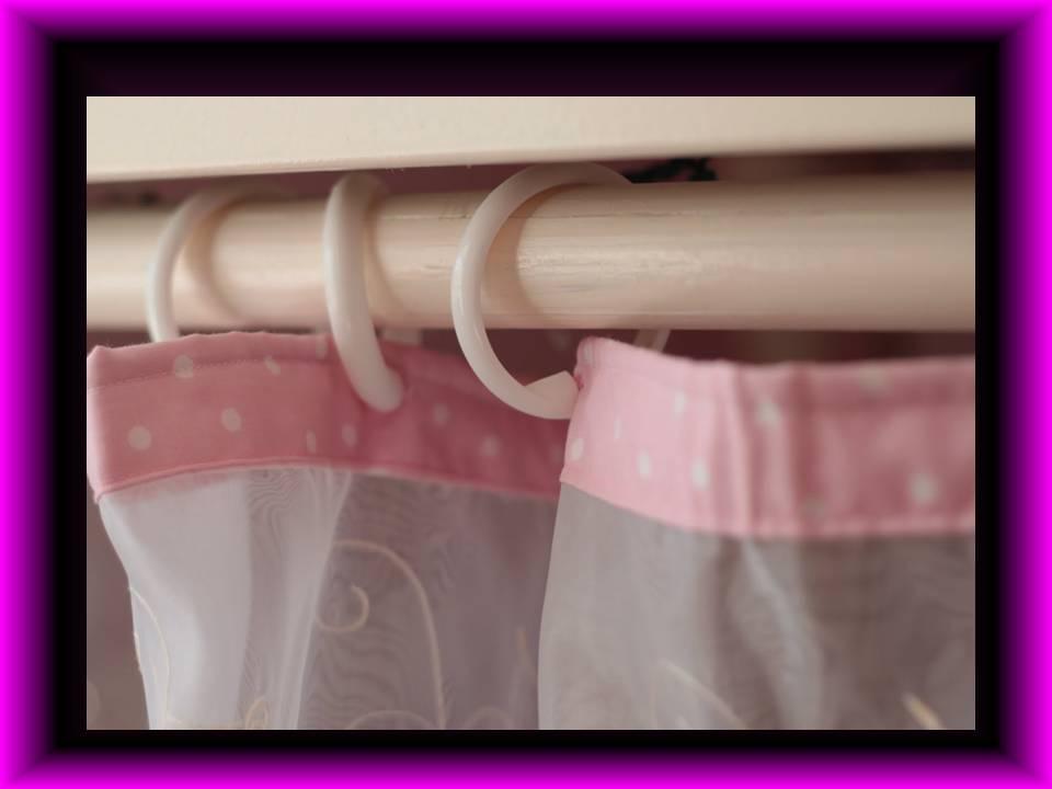 Trucos y consejos caseros anillas de cortinas atascadas for Anillas de cortinas