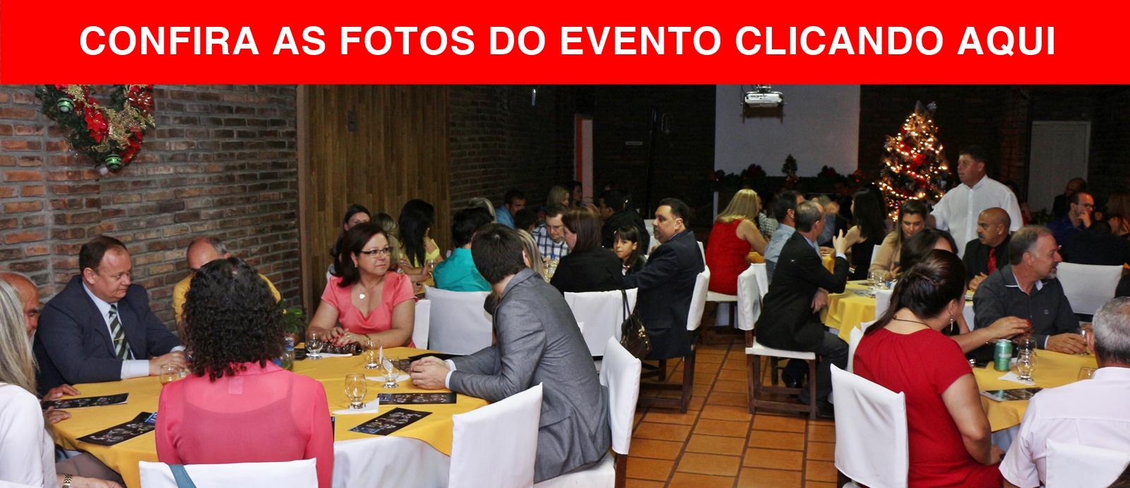 CLIQUE AQUI PARA CONFERIR AS FOTOS DO EVENTO