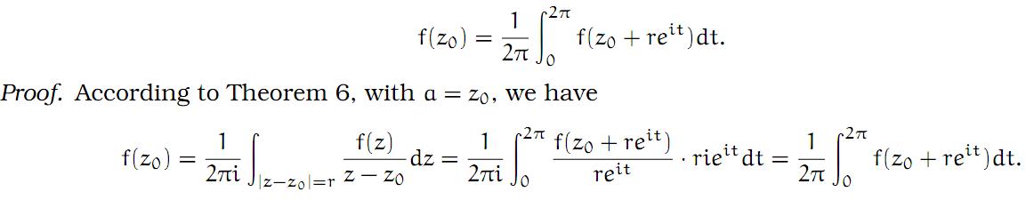mean value theorem for integrals pdf