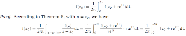 Complex Analysis: #5 Cauchy`s Integral Formula equation pic 3