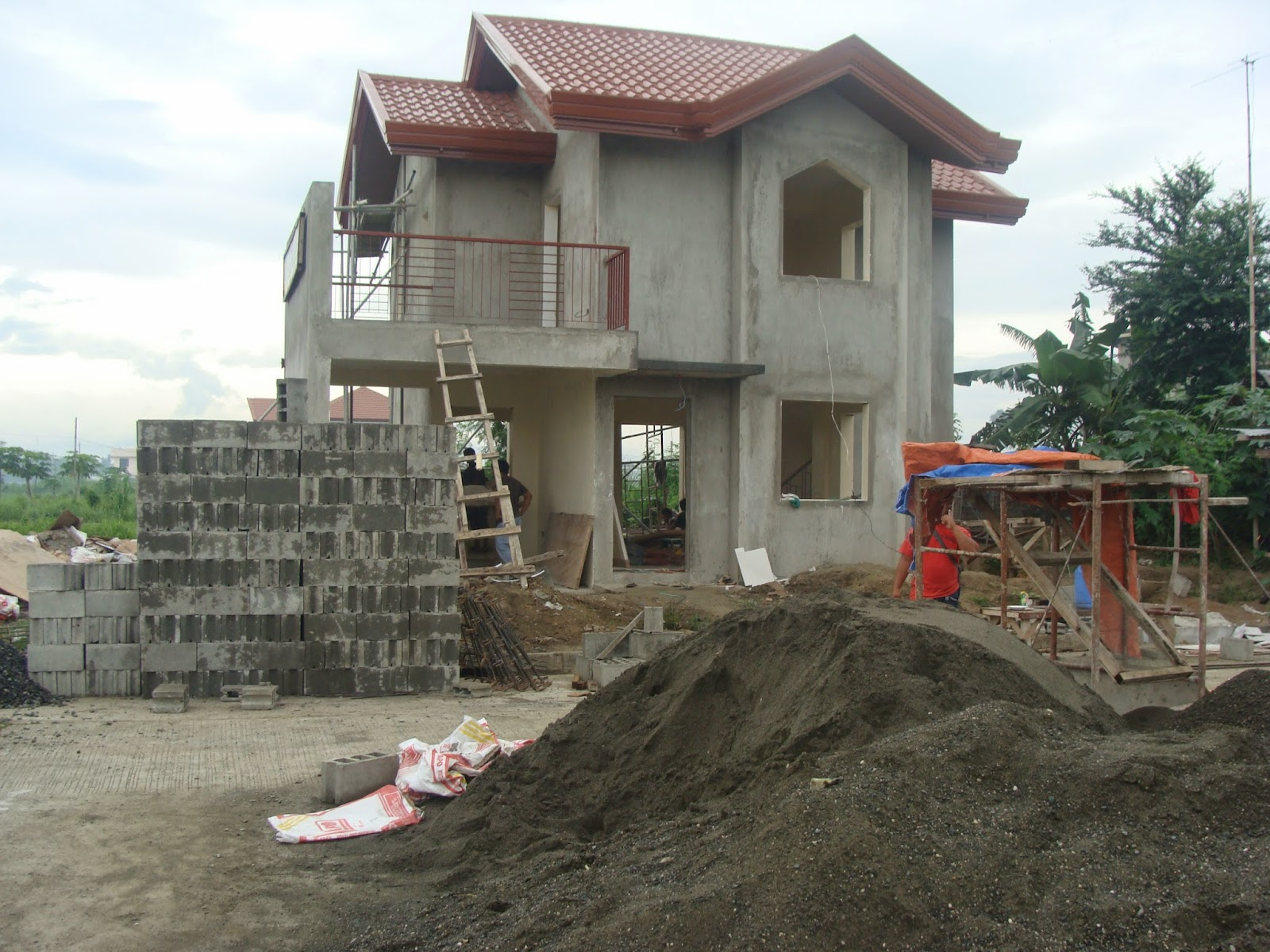 House model philippines
