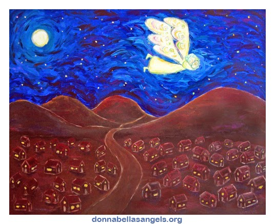 Care of the Soul Angel Art Painting