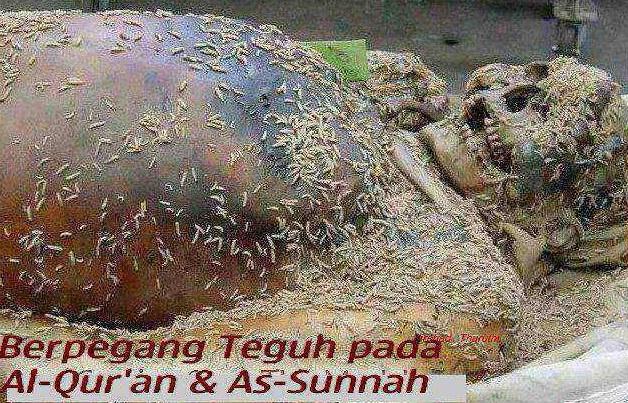Renungan Sejenak Di Bulan Ramadhan (Berpegang Teguh Pada Al-Qur'an Dan Sunnah)