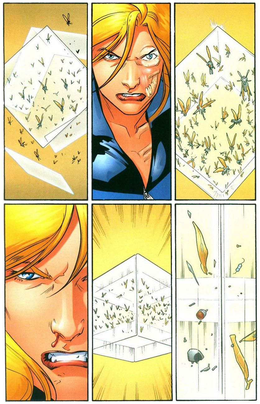 Ultimate Fantastic Four chap 9 - Trang 8
