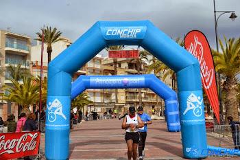 Iª-Media Maratón Bahia de Mazarrón