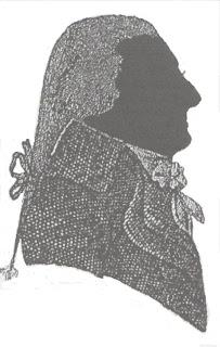 Bernardus Nieuhoff; zwartekunst-portret