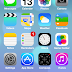 iOS 7 theme for iOS 6 iPhone , iPod touch