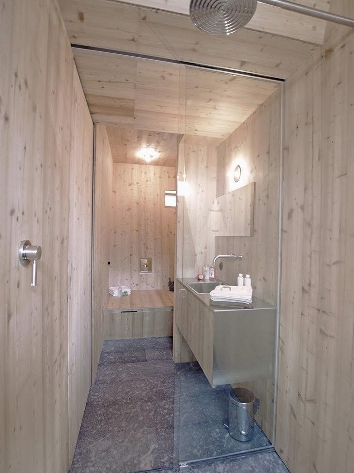 desain rumah panggung modern model denah rumah minimalis
