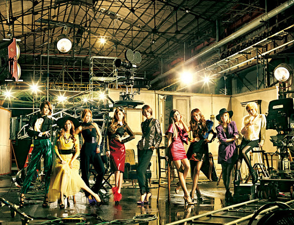 Music Video SNSD Time Machine