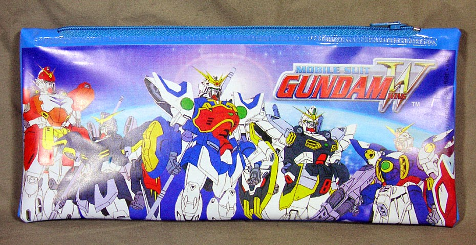 Gundam Pencil Case