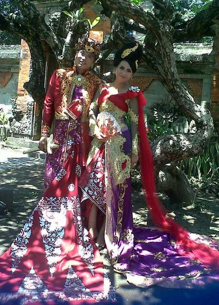 Balinese pre wedding