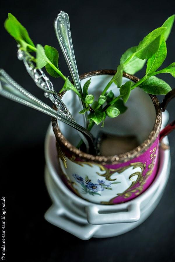 #grüneblaubeeren, #madametamtam
