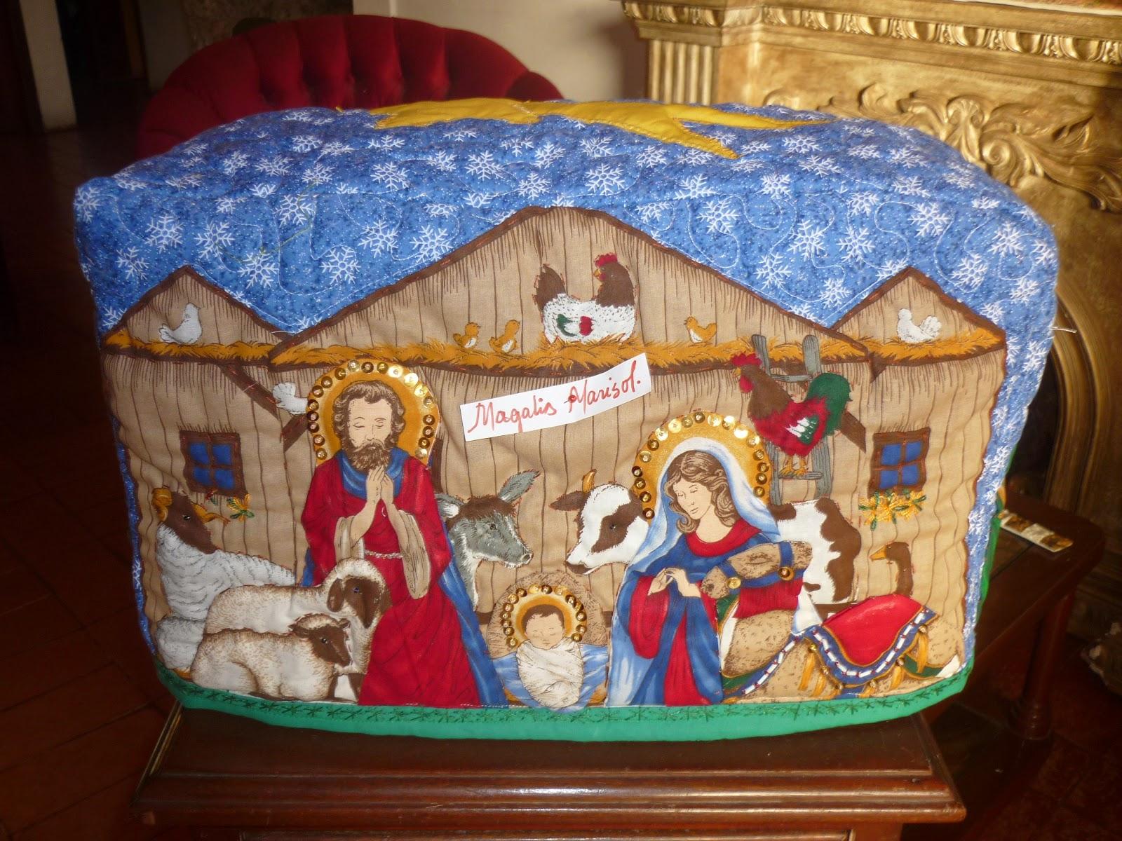EDREDONES DE PATCHWORK Y ALGO MAS: Feliz Navidad y un Próspero Año ...