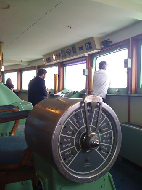 SS Rotterdam Bridge