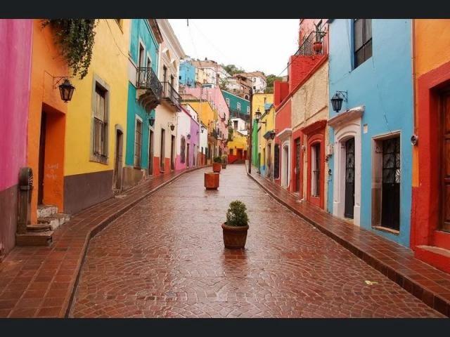 Visita las Ciudad Coloniales de México