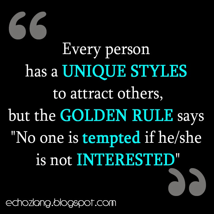 Every person has a unique styles to attract others