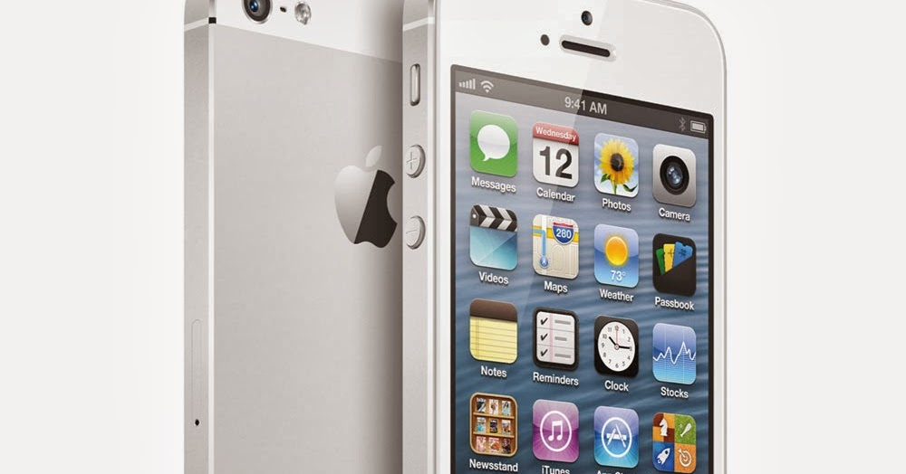 Spesifikasi Dan Harga Apple IPhone 5S 32GB Oktober 2013