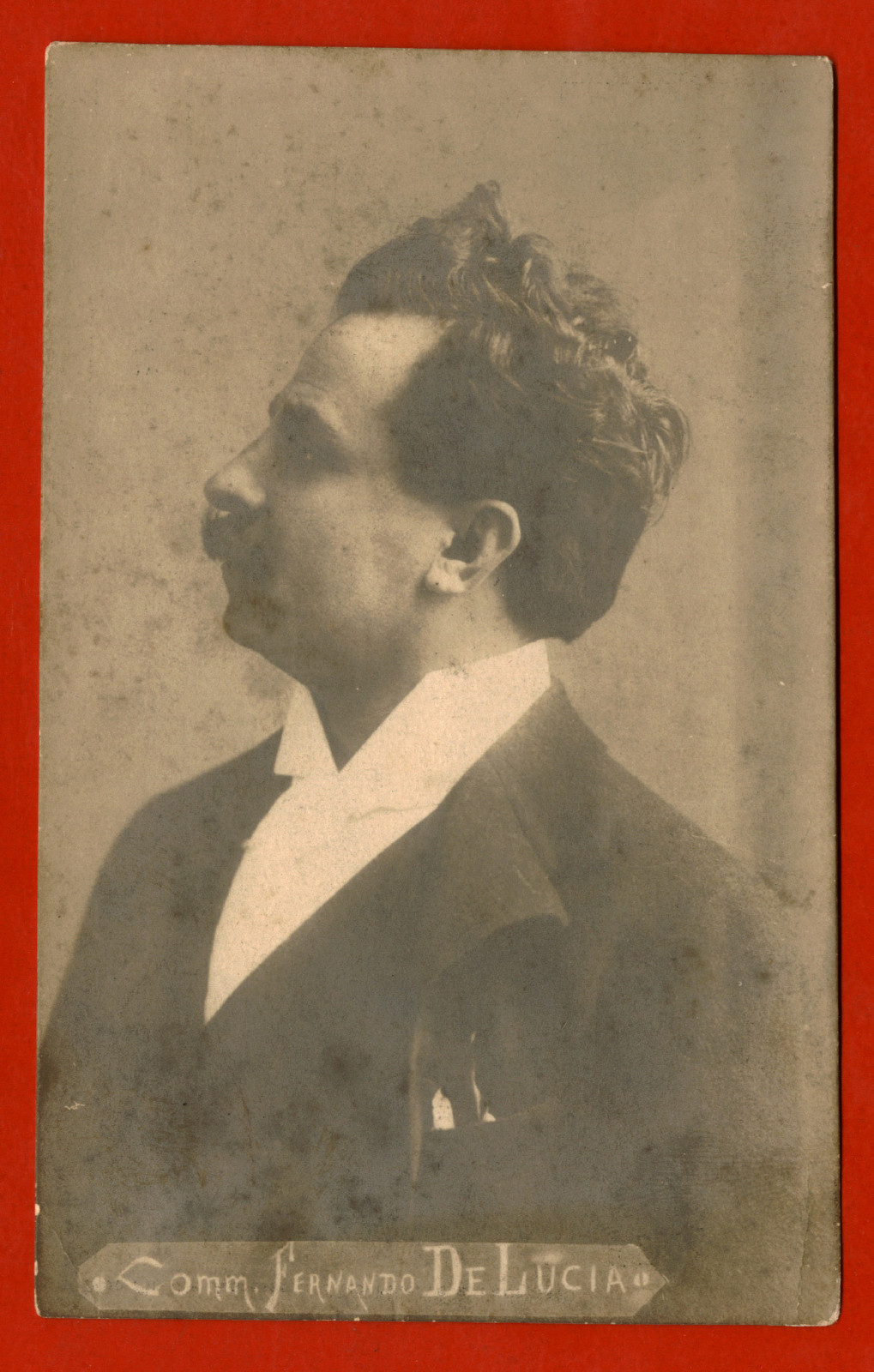 FERNANDO DE LUCIA (1860-1925) PHONOTYPE RECORDS CD