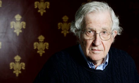 As Dez Estratégia de Manipulação da Mídia - Por Noam Chomsky