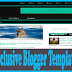 Jemon Temon Exclusive Blogger Template Download