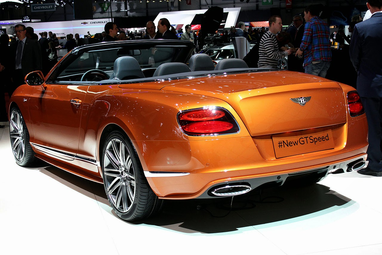 2014 bentley continental gt speed convertible geneva 2014 photos. Cars Review. Best American Auto & Cars Review