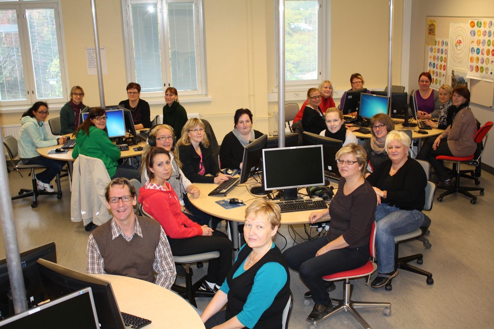 verkko opiskelu sosiaali ja terveysala Hameenlinna