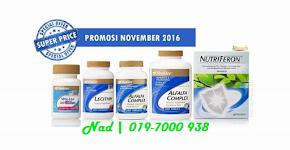 Promosi November 2016