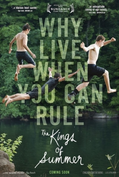 The Kings of Summer (Los Reyes del Verano) (2013)