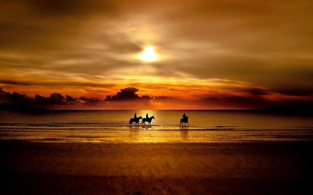 Sunset Wallpaper