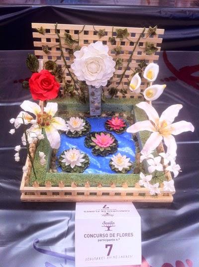concurso flores sevilla dulce 2014