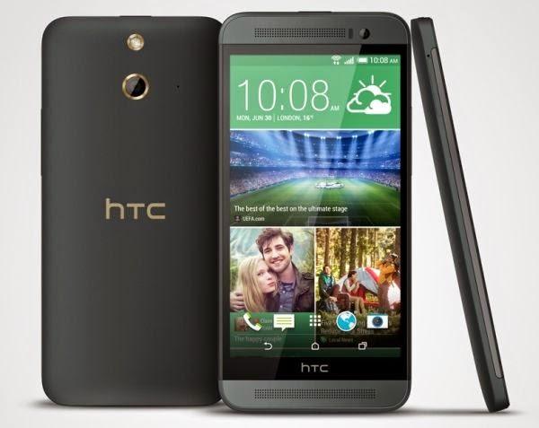 HTC One E8 фото