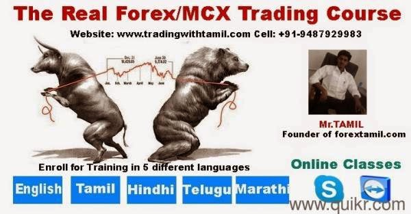 Forex trading training institute in india