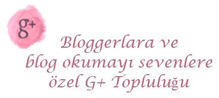 Bloggerlara Özel Topluluk