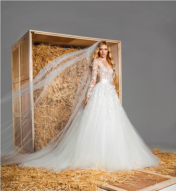 Increíbles vestidos de novias | Colección 2016