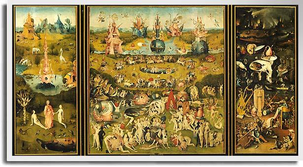 Vive que no es poco el bosco el jardin de las delicias the garden of earthly - Jardin infierno ...