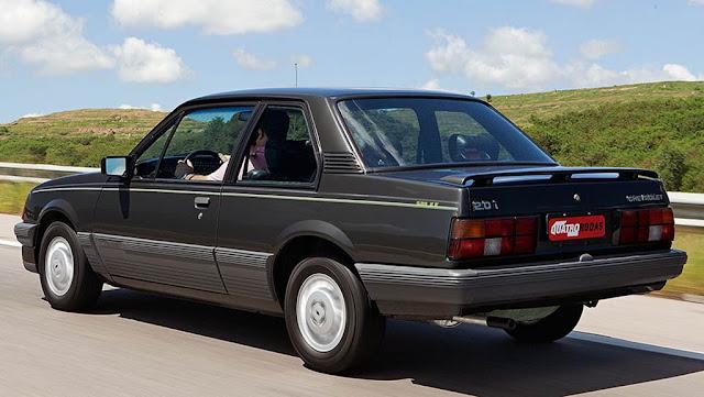 Chevrolet Monza EF500 2.0