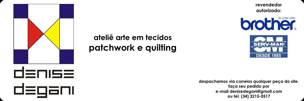Denise Degani Patchwork e Quilting