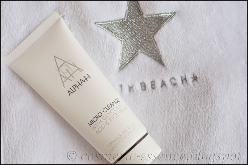 Alpha-H Micro Cleanse with 12% Glycolic Acid