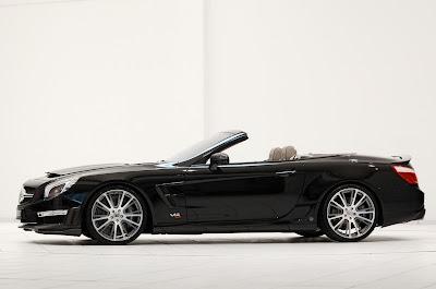 2013 Brabus 800 Roadster