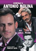 Del 20 al 22 de abril de 2012 Miki Molina y Rafa Garcés en el espectáculo homenaje a Antonio Molina