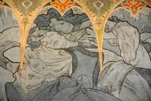 Le De Gabrielle Aznar Paris 1900 Au Petit Palais