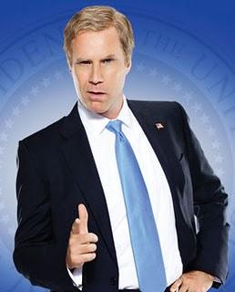 Will Ferrell resurrects his George W. Bush 43 reenactment where Bush ...