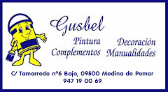Gusbel, Pintura y manualidades