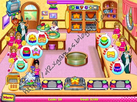 play cake mania online free full version
