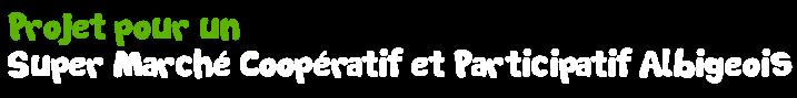 Supermarché Coopératif et Participatif Albigeois