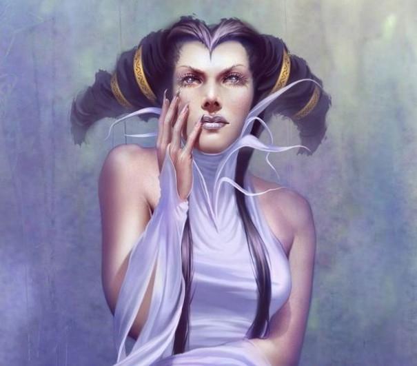 Fantasy Girls Pics Art