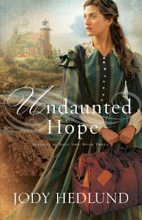 Miss Pippi Reads reviews Undaunted Hope by Jody Hedlund
