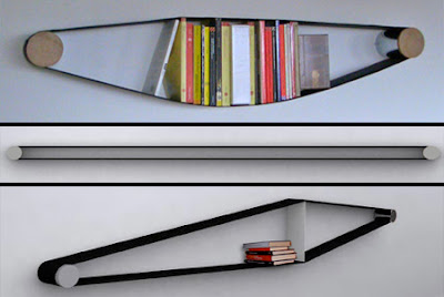 Unusual and Creative Bookshelves Seen On www.coolpicturegallery.us